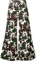 Rosie Assoulin floral print palazzo trousers
