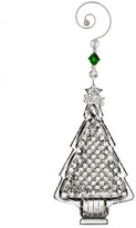 Waterford Crystal Annual Ornaments Christmas Tree