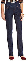Jag Jeans Malia Pull-On Slim Leg Jeans