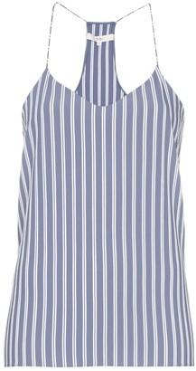Tibi striped cami top