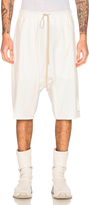 Rick Owens Basket Swinger Shorts