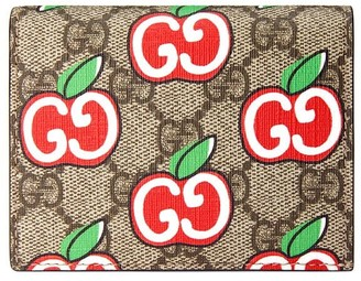 Gucci Chinese Valentine's Day GG Supreme wallet