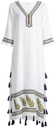 Roller Rabbit Palm Day Dream Ruma Cotton Kurta