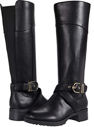 Tommy Hilfiger Forg (Black) Women's Boots