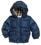 Burberry Baby's & Toddler Boy's Barnie Down Puffer Jacket