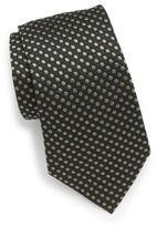 Armani Collezioni Dotted Silk Tie