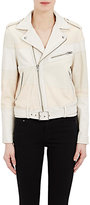 IRO Women's Patchwork Witney Jacket-White Size 42 Fr