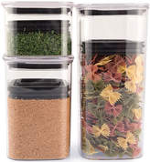 Asstd National Brand AirScape Lite 3-pc. Canister Set