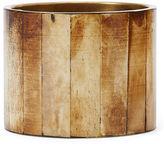 Ralph Lauren Inlaid-Horn Brass Bangle