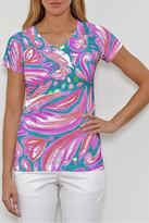 Whimsy Rose Fiona Pink Tee