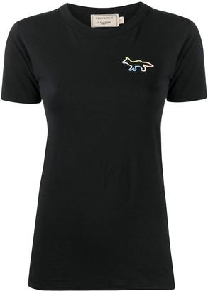 MAISON KITSUNÉ fitted T-shirt