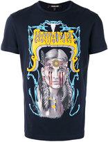 Roberto Cavalli Navajo print T-shirt
