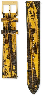 Gucci Grip tejus watch strap, 35mm