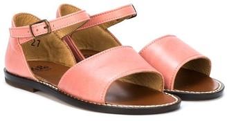 Pépé Buckle Sandals