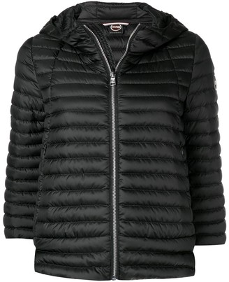 Colmar Cropped Sleeves Padded Jacket