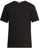 Balenciaga Logo-debossed Cotton T-shirt