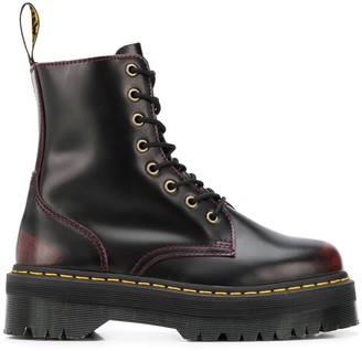 Dr. Martens Jadon combat boots