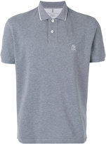 Brunello Cucinelli classic polo shirt - men - Cotton - 56