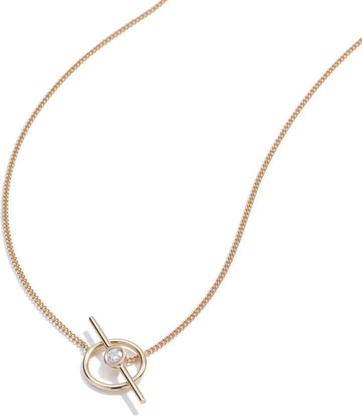 Ariel Gordon Diamond Axis Wrap Chain