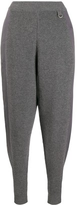 Stella McCartney elasticated jogging trousers