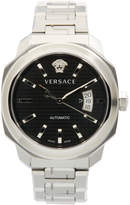 Versace Men's Dylos Date Stainless Steel Watch, 42mm