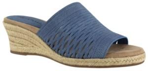 Easy Street Shoes Morza Espadrille Sandals Women's Shoes