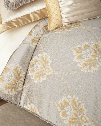 Austin Horn Collection Valencia 3-Piece King Comforter Set