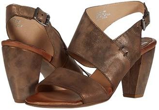 Miz Mooz Palmer (Denim Nappa) Women's Shoes