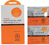 Apivita Revitalizing Face Mask with Orange