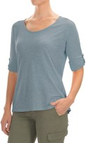 Gramicci Begonia Shirt - UPF 20+, Hemp-Organic Cotton, Long Sleeve (For Women)