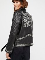 Sweet Paradise Jacket by Understated Leather at Free People