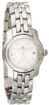 Baume & Mercier Diamond Quartz Watch