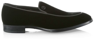 Giorgio Armani Formal Suede Loafers