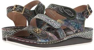 Spring Step L'artiste By L'Artiste by Sumacah (Aqua) Women's Shoes