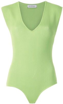 Olympiah Marcose knit bodysuit