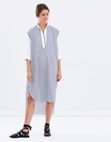 ALTEWAI SAOME Pure Shirt Dress