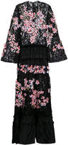 Romance Was Born cherry blossom beaded gown