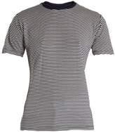 Eve Denim Alexa Striped Jersey T-shirt - Womens - Blue Multi