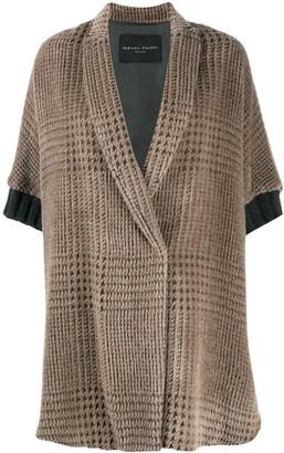 Fabiana Filippi Textured Knit Cardi-Coat