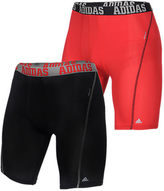 adidas Men's ClimaCool 2-Pack 9 Inch Midway Briefs