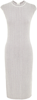 Oxford Anouk Knitted Dress Wht/Nvy X
