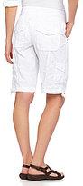 Calvin Klein Ribbed-Waist Cargo Shorts