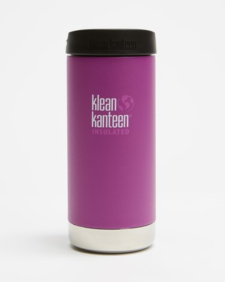Klean Kanteen Red Water bottles - TKWide Insulated 12oz with Cafe Cap - Size One Size at The Iconic