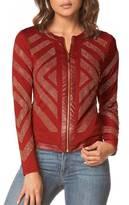Carmin Embellished Design Blazer