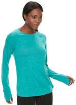 Tek Gear Women's Long Sleeve Tee