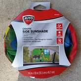 Drive Auto Products Auto Drive GIRAFFE Side Window Sunshade - Universal Fit