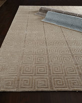 Horchow Exquisite Rugs Diona Greek Key Rug, 10' x 14'