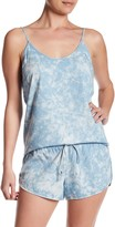 Mustard Seed Washed Double Scoop Cami