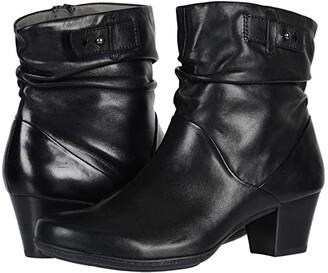 Earth Calgary Winnipeg (Black Soft Calf) Women's Shoes