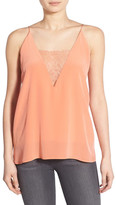 Bailey 44 Tulip Lace Inset Camisole